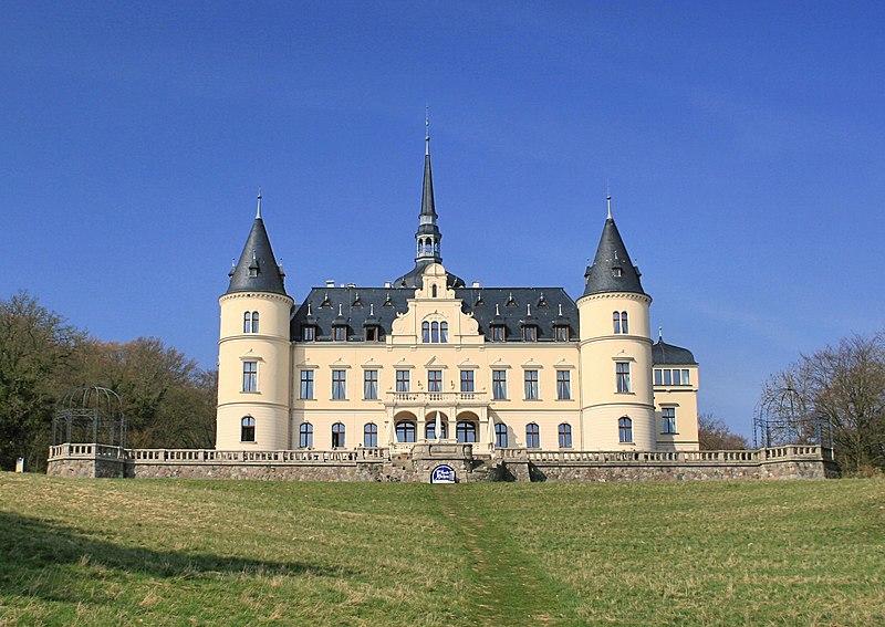 Ralswiek Castle