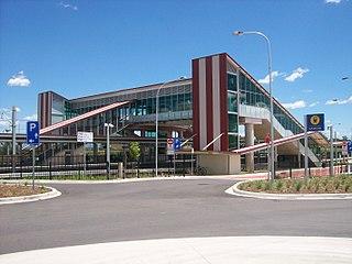 Schofields railway station railway station in Sydney, New South Wales, Australia