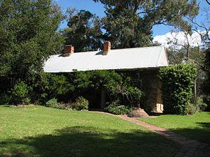 Mitcham, Victoria - Schwerkolt Cottage