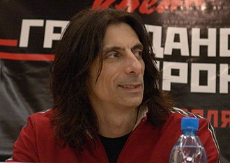 Scott Travis - Image: Scott Travis 2005