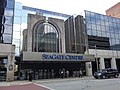 Seagate Convention Center Entrance in Downtown Toledo, Ohio, August 2019.jpg