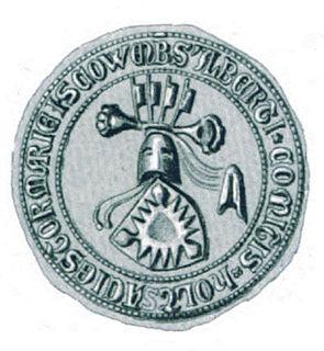 Albert II, Count of Holstein-Rendsburg Count of Holstein-Rendsburg and Holstein-Segeberg