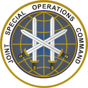 Seal of the Joint Special Operations Command