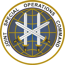 United States Joint Special Operations Command (JSOC) embleem