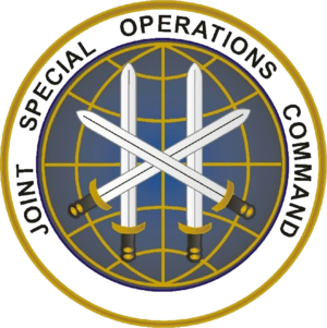 Joint Special Operations Command - Image: Seal of the Joint Special Operations Command