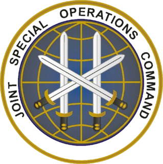 component command of the United States Special Operations Command