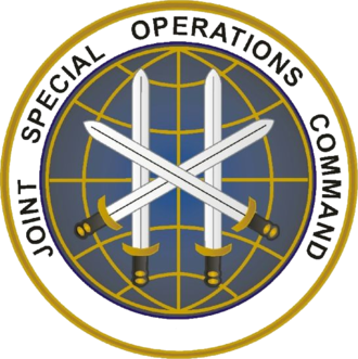 Special mission unit - Emblem of the U.S. Joint Special Operations Command.