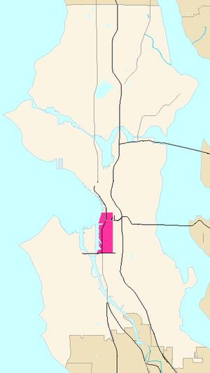 SoDo, Seattle - SoDo