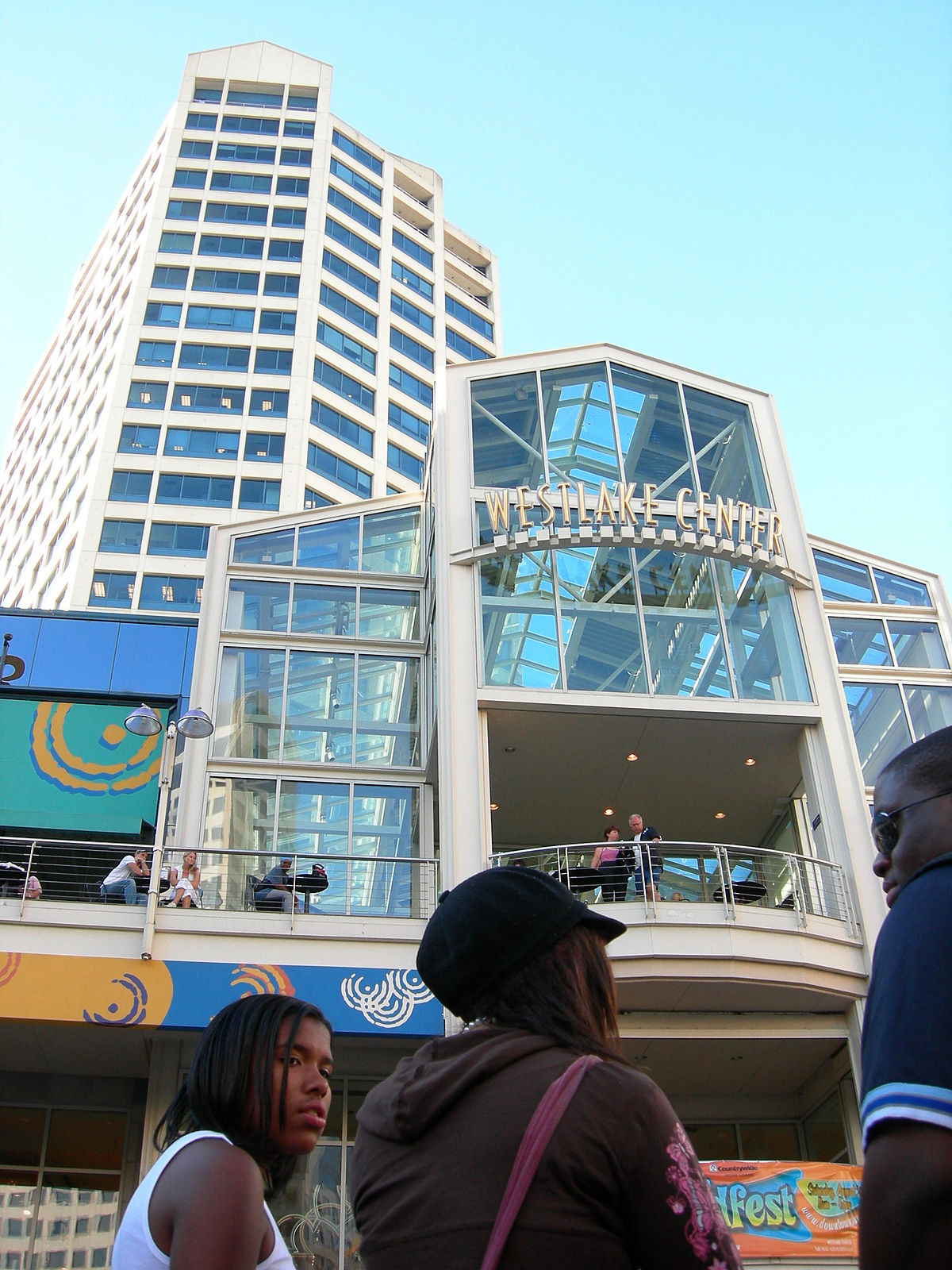 Stores For Floors >> Westlake Center - Wikipedia