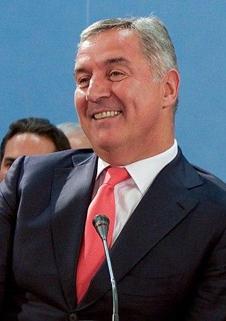 Political corruption - Montenegro's president Milo Đukanović is often described as having strong links to Montenegrin mafia.
