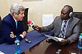 Secretary Kerry Speaks With Eye Radio's Mandil Following String of Meetings in Kenyan Capital of Nairobi (17184374709).jpg