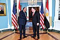 Secretary Pompeo Meets With Egyptian Foreign Minister Shoukry (40508709063).jpg