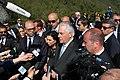Secretary Tillerson Addresses Reporters at the Sant'Anna di Stazzema Massacre Memorial Site in Lucca (33952527525).jpg