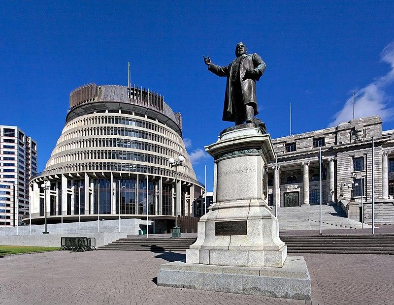 Seddon Statue in Parliament Grounds.jpg