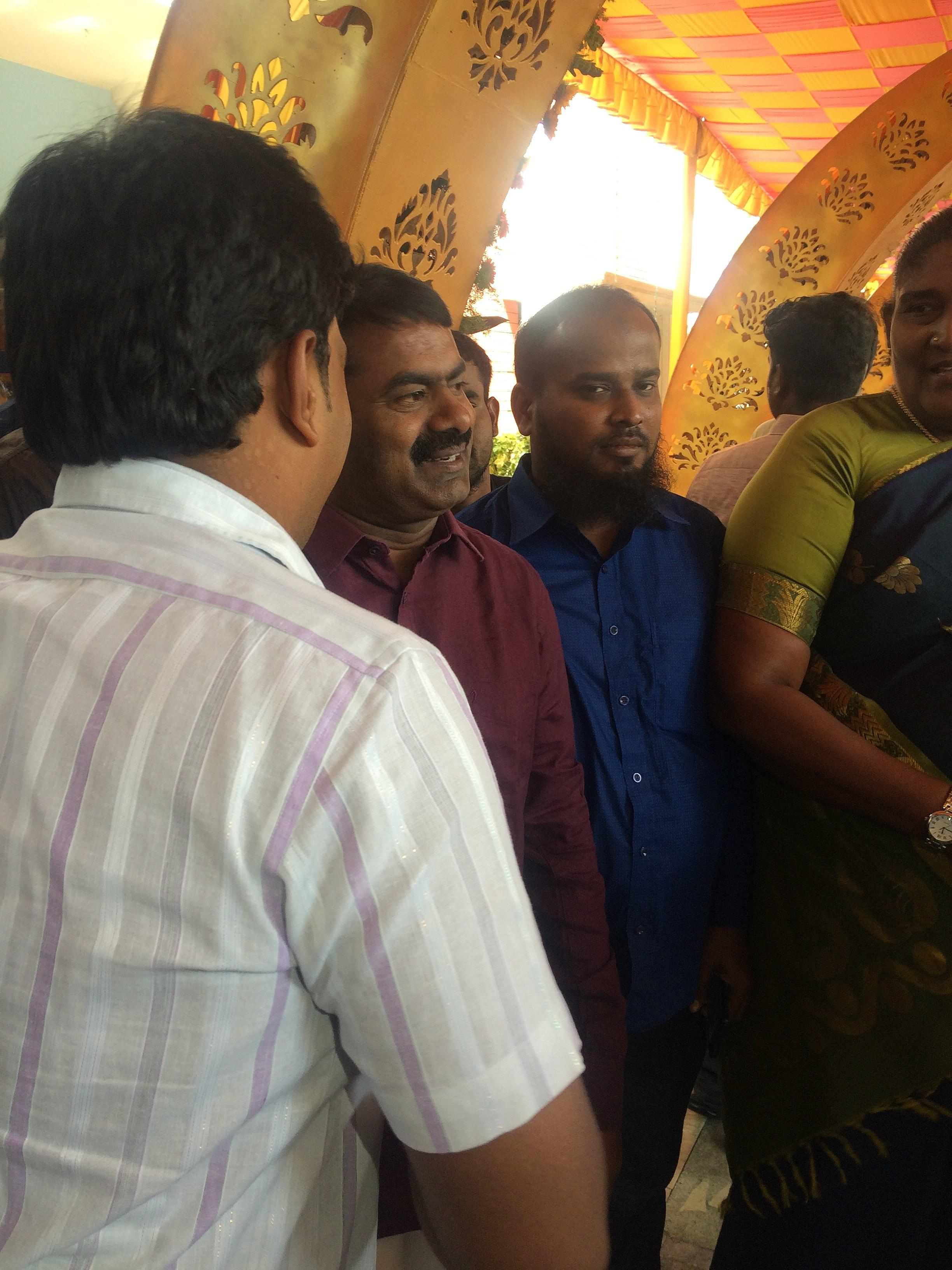 Fileseeman At Saravana Stores Family Wedding Party Chennaijpg