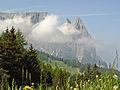 Seiser Alm, Schlern - panoramio - Frans-Banja Mulder.jpg