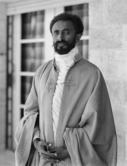 Selassie restored