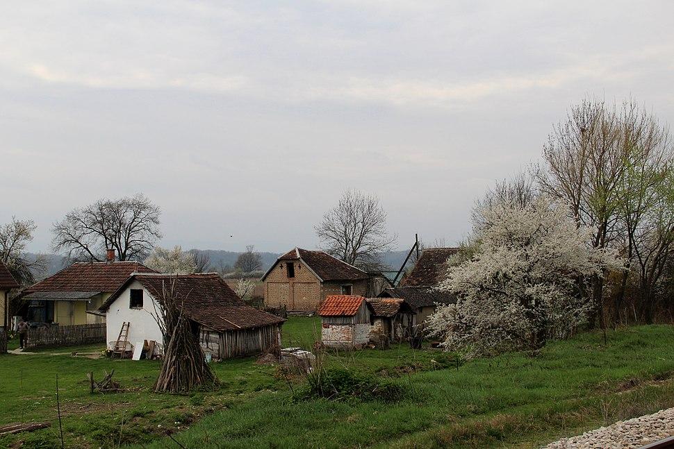 Selo Divci - opština Valjevo - zapadna Srbija - seosko domaćinstvo 3