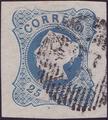 Selo de 25 Reis de D. Maria II, 1853.png