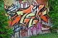 Serbia-0346 - Graffiti on the old walls. (7355270222).jpg