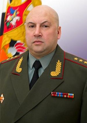 Sergey Surovikin - Image: Sergey Surovikin