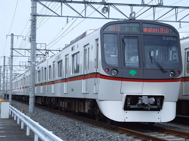 File:Series 5300 of Tokyo Metropolitan Bureau of Transportation.jpg