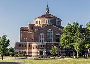 National Shrine of St. Elizabeth Ann Seton - The shrine and basilica