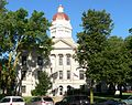Seward County, Nebraska courthouse from E.JPG