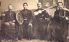 Music Of Azerbaijan Wikipedia