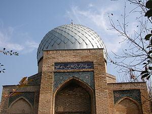Sheihantaur - The Mausoleum of Sheihantaur was erected in the 14th century.