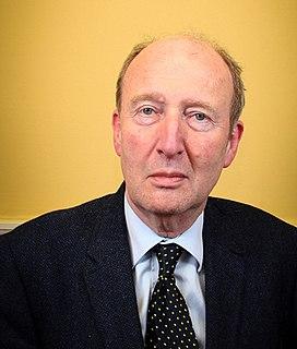 Shane Ross Irish independent politician and journalist