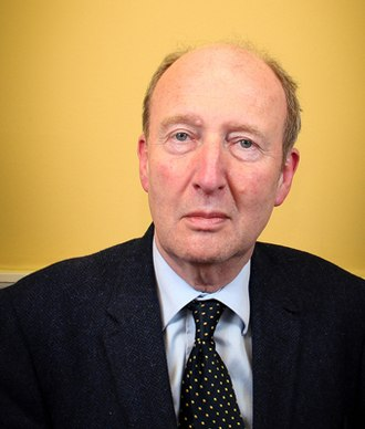 Minister for Transport, Tourism and Sport - Image: Shane Ross (official portrait)