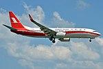Shanghai Airlines, B-7635, Boeing 737-89P (46747254195).jpg