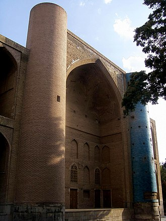 Arasbaran - Sheikh-shahab tomb, Ahar, Iran