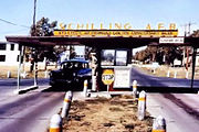 Shilling AFB Main Gate