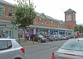 Tullamore - Bridge Centre Shopping Centre, Tullamore