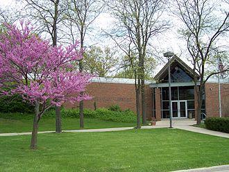 Shorewood-Troy Public Library - Image: Shorewoodlibrary