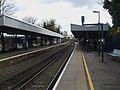 Sidcup station look east.JPG