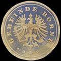 Siegelmarke Gemeinde Borne W0383107.jpg