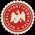 Siegelmarke General Quartiermeister W0283716.jpg