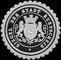 Siegelmarke Siegel der Stadt Burtscheid W0313373.jpg