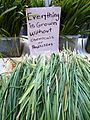 Sign at the Sonoma Farmers market - Stierch.jpg