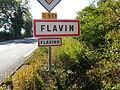Signalisation Flavin, Flavinh.JPG