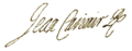 Signatur Johann II. Kasimir.PNG