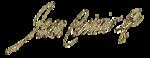 Signature Johann II. Casimir.PNG