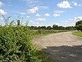 Signpost for Parish path. - geograph.org.uk - 511734.jpg