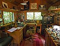 Sigurd F. Olson Writing Shack interior.jpg