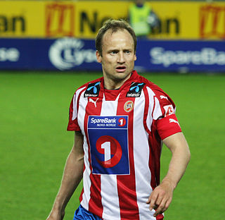 Sigurd Rushfeldt Norwegian footballer