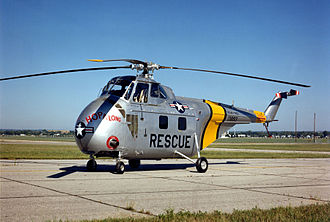 582d Helicopter Group - Air Rescue Service SH-19
