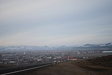 Silver Springs, Nevada from North.JPG